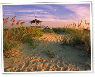 Pawleys Island Gazebo. Courtesy of Gene Burch.